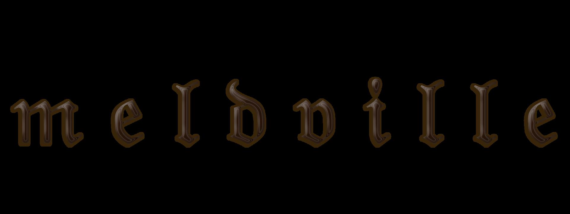 Meldville Wordmark